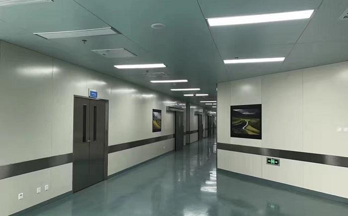 隆昌市第一人民医院中心供氧