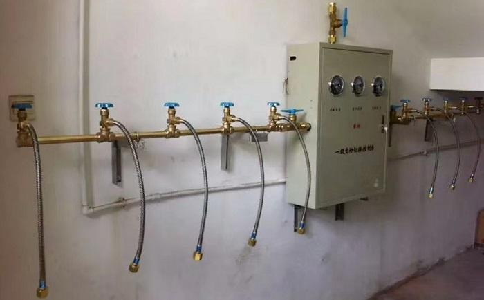 中心供氧工程输氧管道