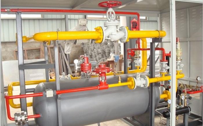 工厂集中供气工程图片