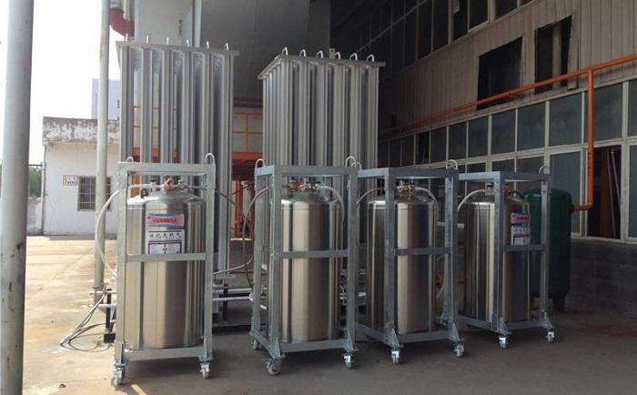 工厂集中供气工程