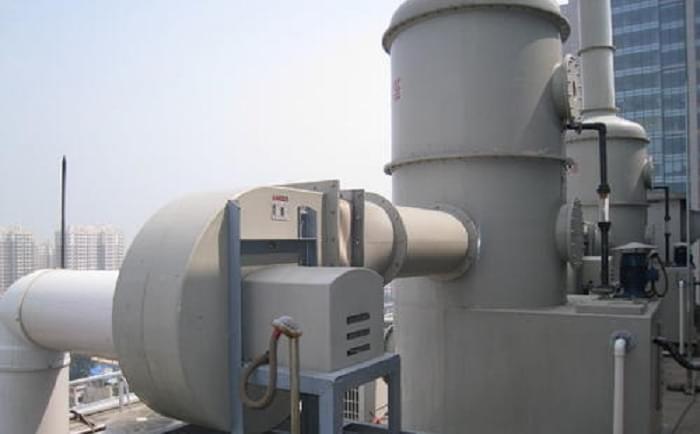 实验室废气处理工程