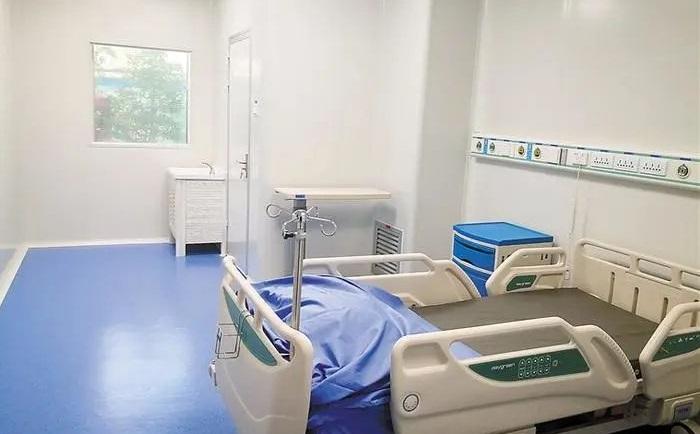 负压隔离病房装修建设