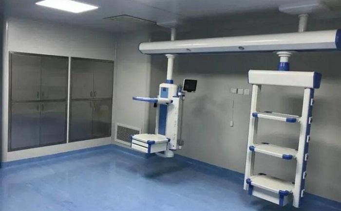 负压病房建设工程图片