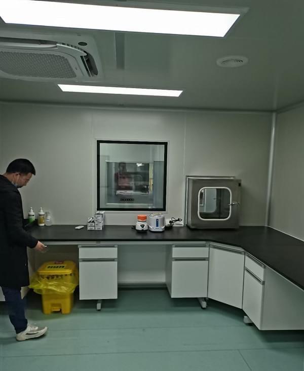 PCR实验室建设工程