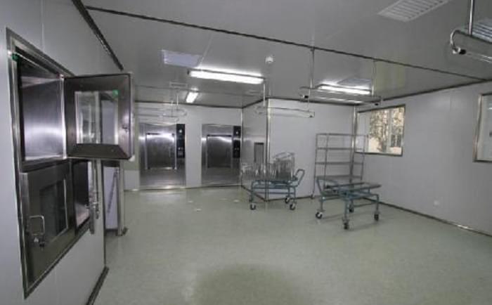 消毒供应中心净化图片