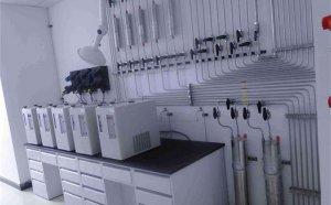 实验室集中供气管道如何正确铺设安装
