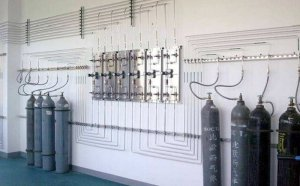 实验室氢气集中供气管道设计、施工与测试验收规范