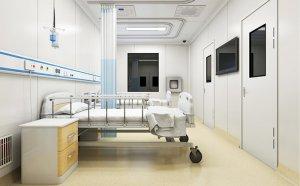 负压隔离病房建设工程施工管理的重难点介绍