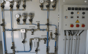 集中供气系统气体调压阀安装使用注意事项