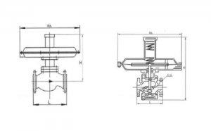 集中供气系统气体调压阀的工作原理介绍