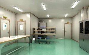 静脉药物配置中心净化房的建设规范要求