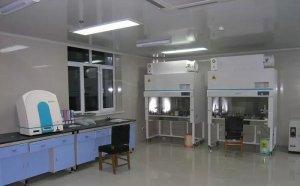 生物安全实验室建设施工的注意事项